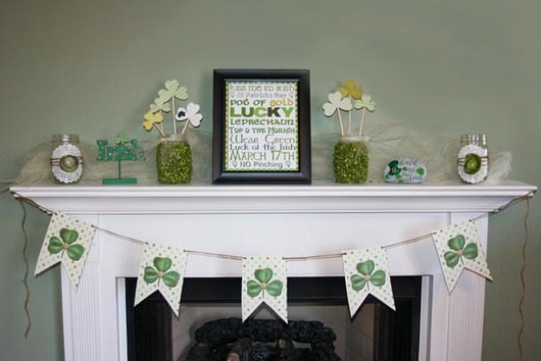 Impressionnant projets de décoration de bricolage de la Saint-Patrick à faire (partie 6)