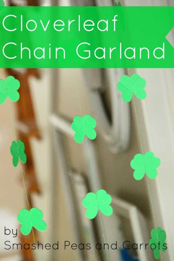 Lucky Shamrock Crafts for Kids to Make this St. Patrick's Day (Part 4)