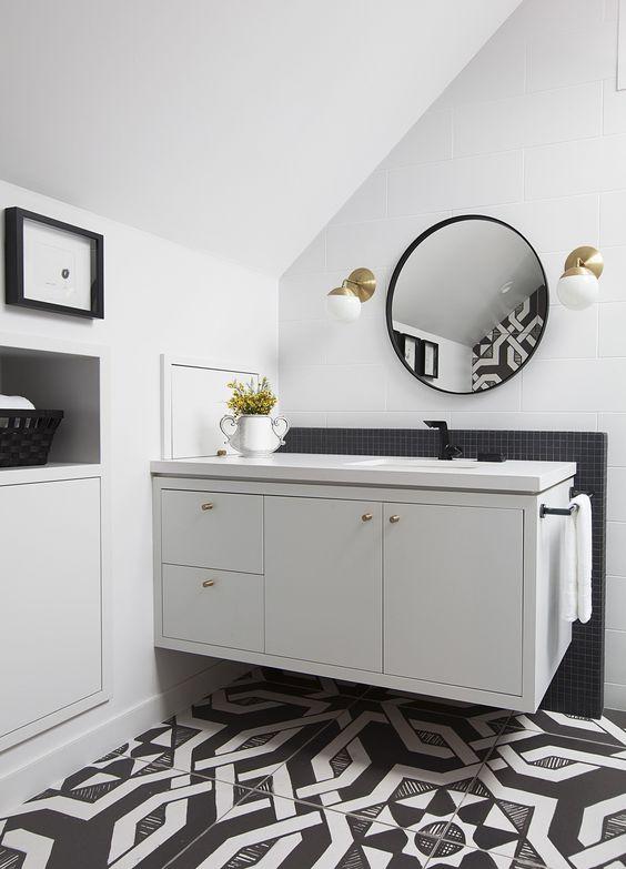Tendances des carreaux de salle de bain