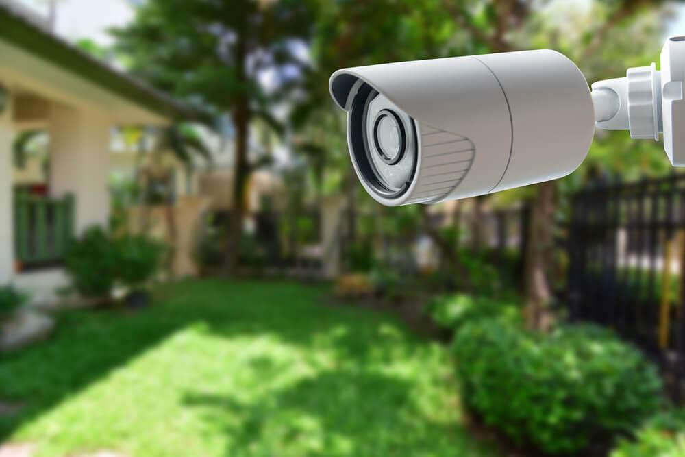 Caméra de sécurité à domicile