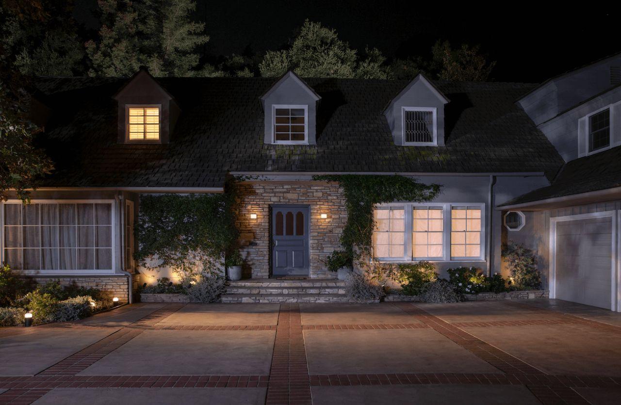 Système de sécurité extérieur pour une maison plus sûre
