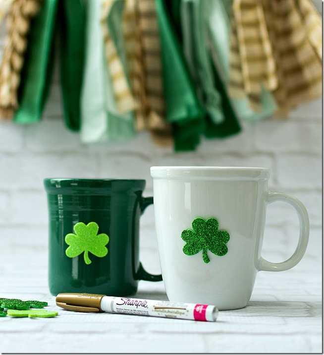 Artisanat et décorations créatifs de la Saint-Patrick (partie 2)