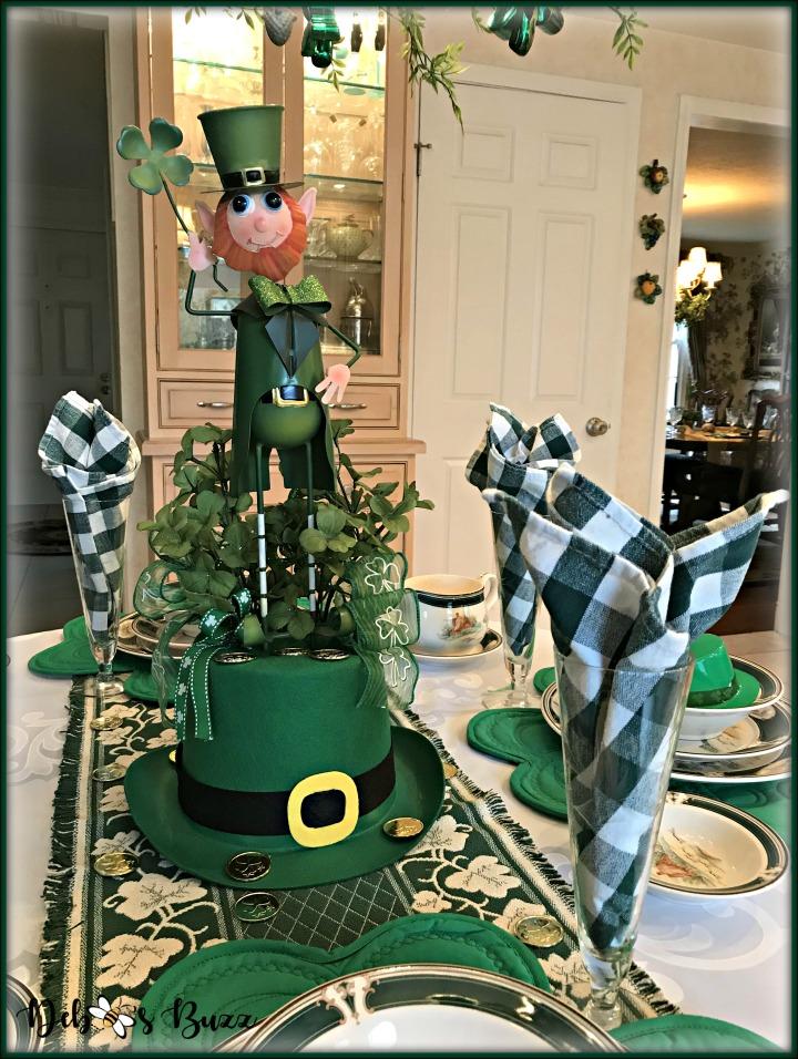 Idées festives de fête de la Saint-Patrick Nourriture et décorations (partie 2)