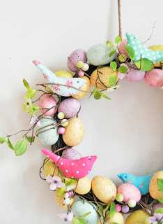 Couronnes de Pâques bricolage parfaites pour votre porte d'entrée (partie 1)