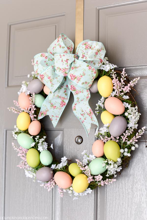 Incroyables décorations de Pâques que vous pouvez faire vous-même (partie 1)