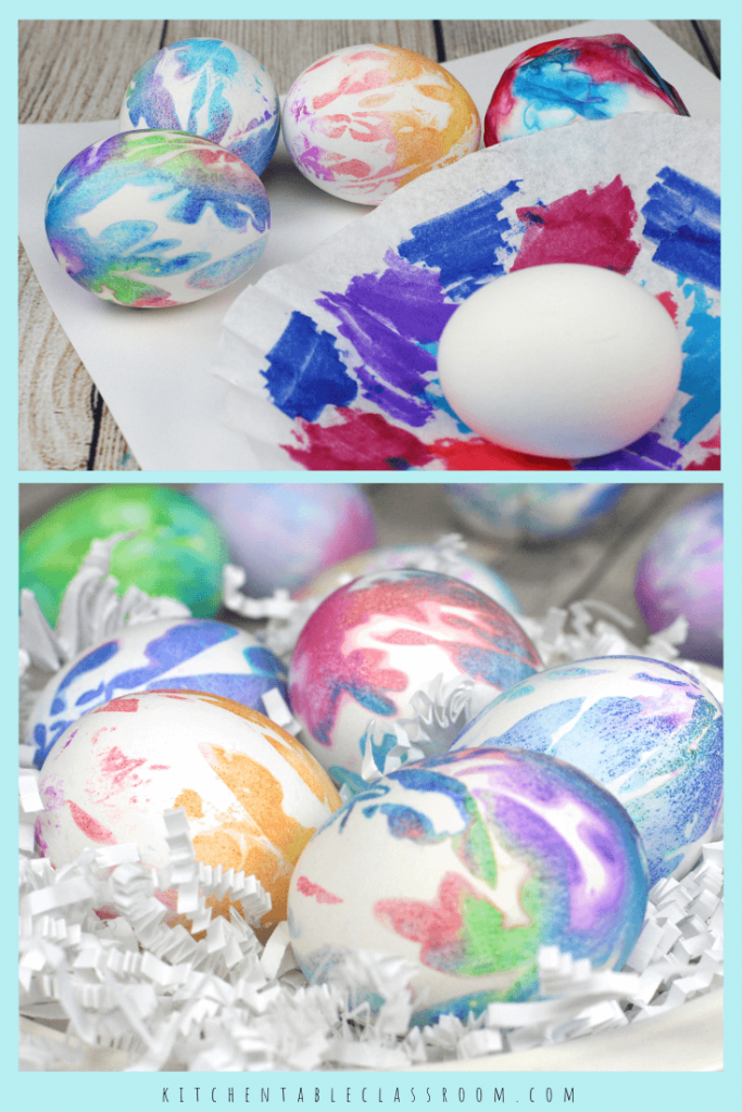 Idées faciles de décoration d'oeufs de Pâques bricolage (partie 1)