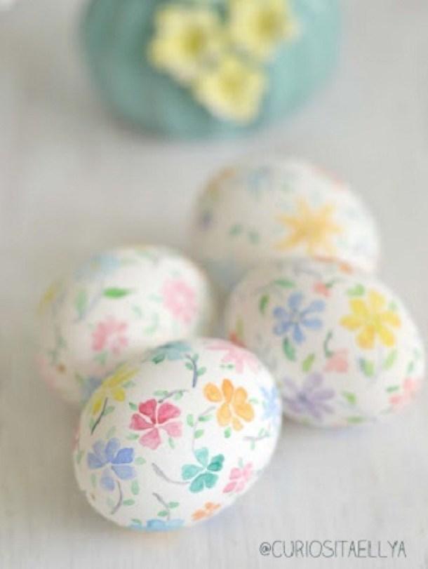 Décor d'oeufs de Pâques 2020: 15 idées créatives de décoration d'oeufs de Pâques à essayer cette année (Partie 2)