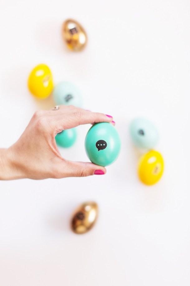 Décor d'oeufs de Pâques 2020: 10 idées créatives de décoration d'oeufs de Pâques à essayer cette année (partie 7)