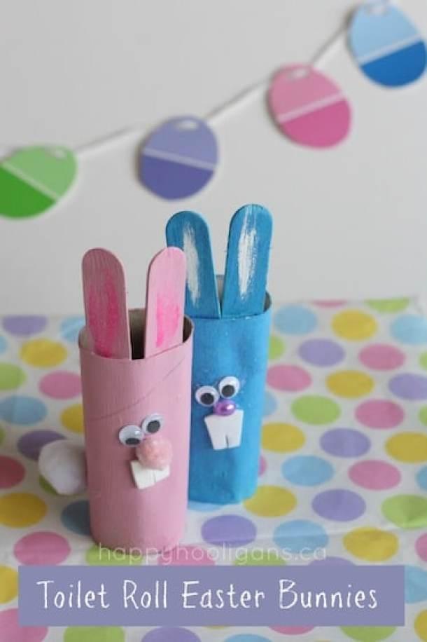 15 artisanats de Pâques faciles et amusants pour les enfants