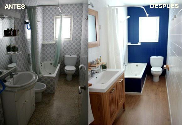 Photos de salles de bain avec carreaux peints