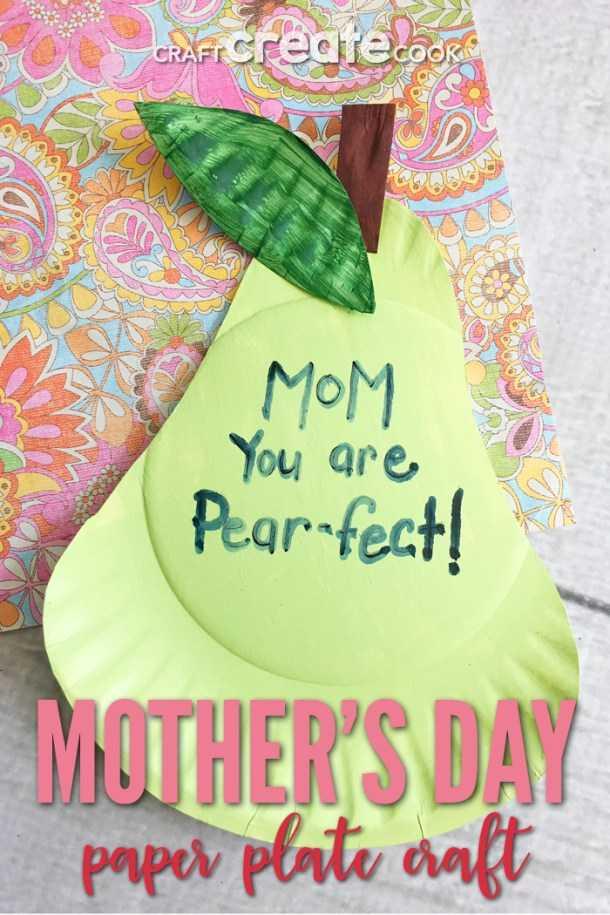 15 idées d'artisanat pour la fête des mères pour les enfants (partie 1)