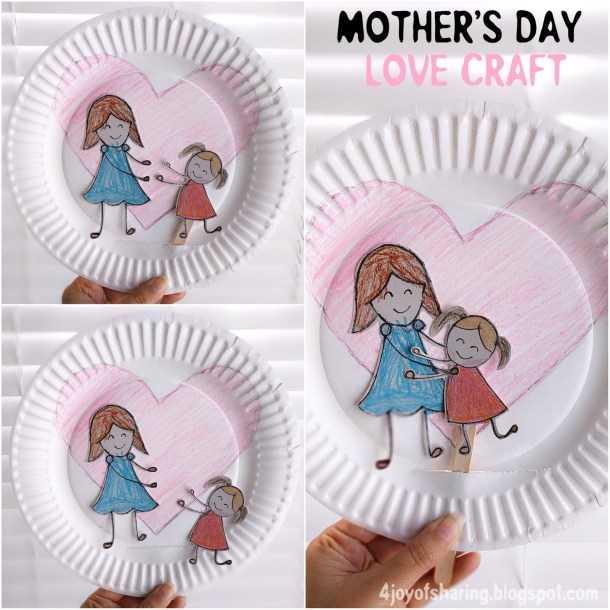 15 idées d'artisanat pour la fête des mères pour les enfants (partie 3)