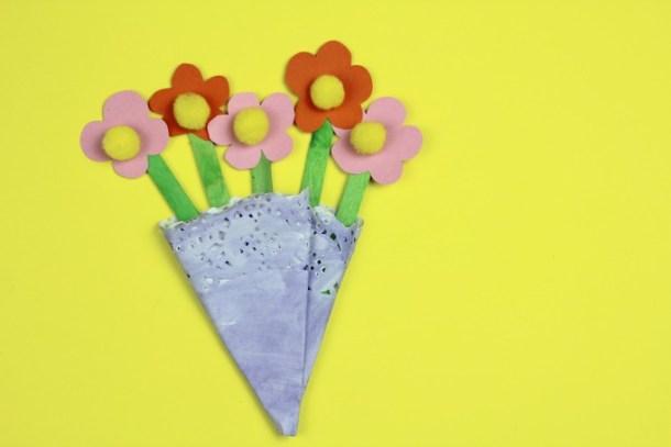 15 idées d'artisanat pour la fête des mères pour les enfants (partie 6)