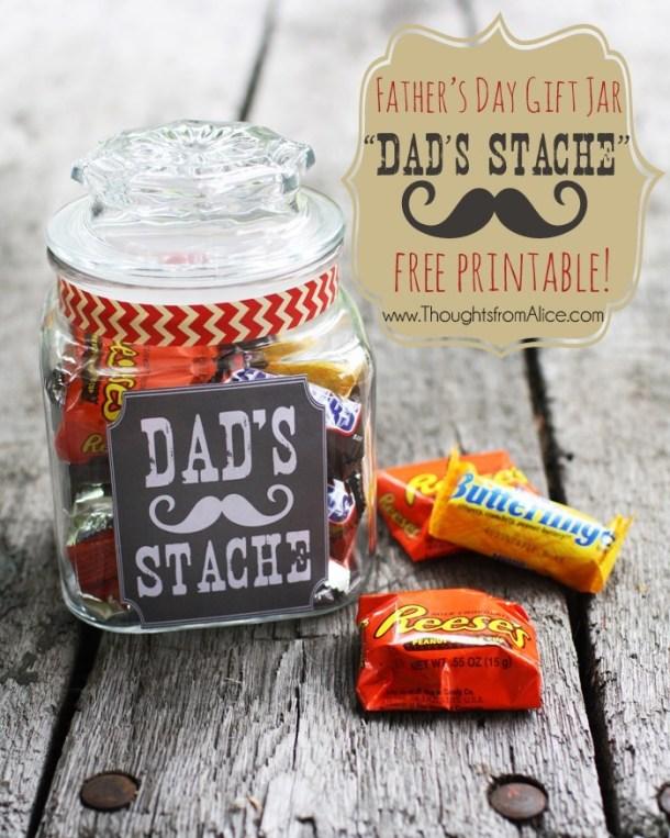 15 cadeaux de fête des pères bricolage dans un pot (partie 1)