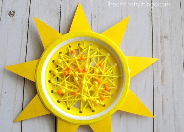 15 artisanats d'été faciles pour les enfants (partie 2)