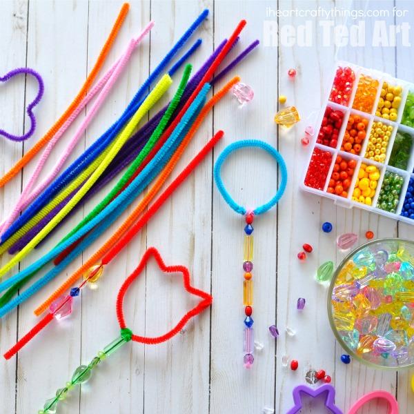 15 artisanats d'été faciles pour les enfants (partie 1)