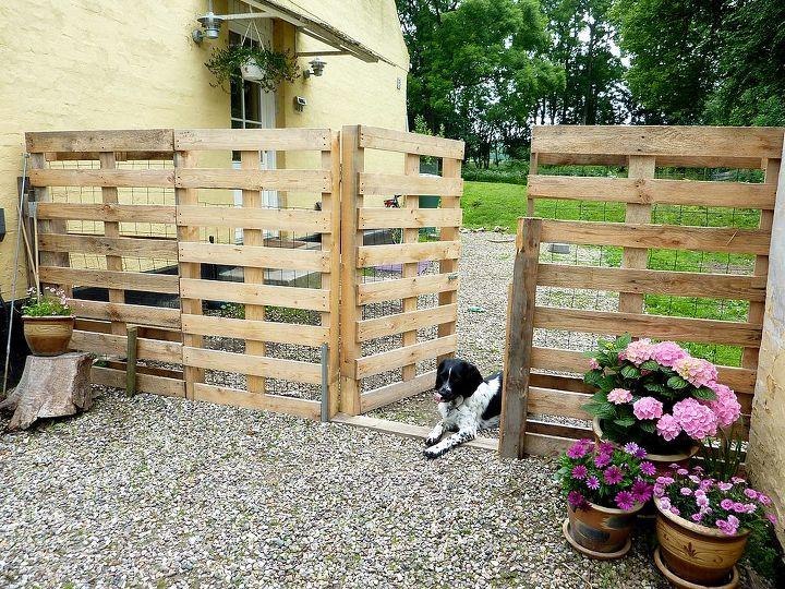 14 grands projets de palettes de bricolage pour votre maison et votre jardin