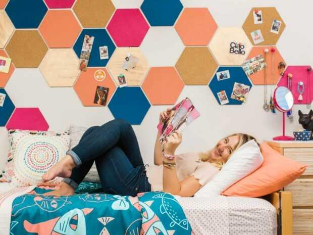 Idées de décoration de dortoir pour étudiants