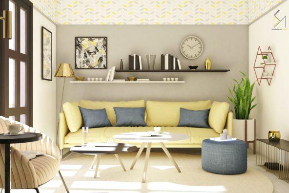 7 façons de rendre votre maison plus grande et plus lumineuse