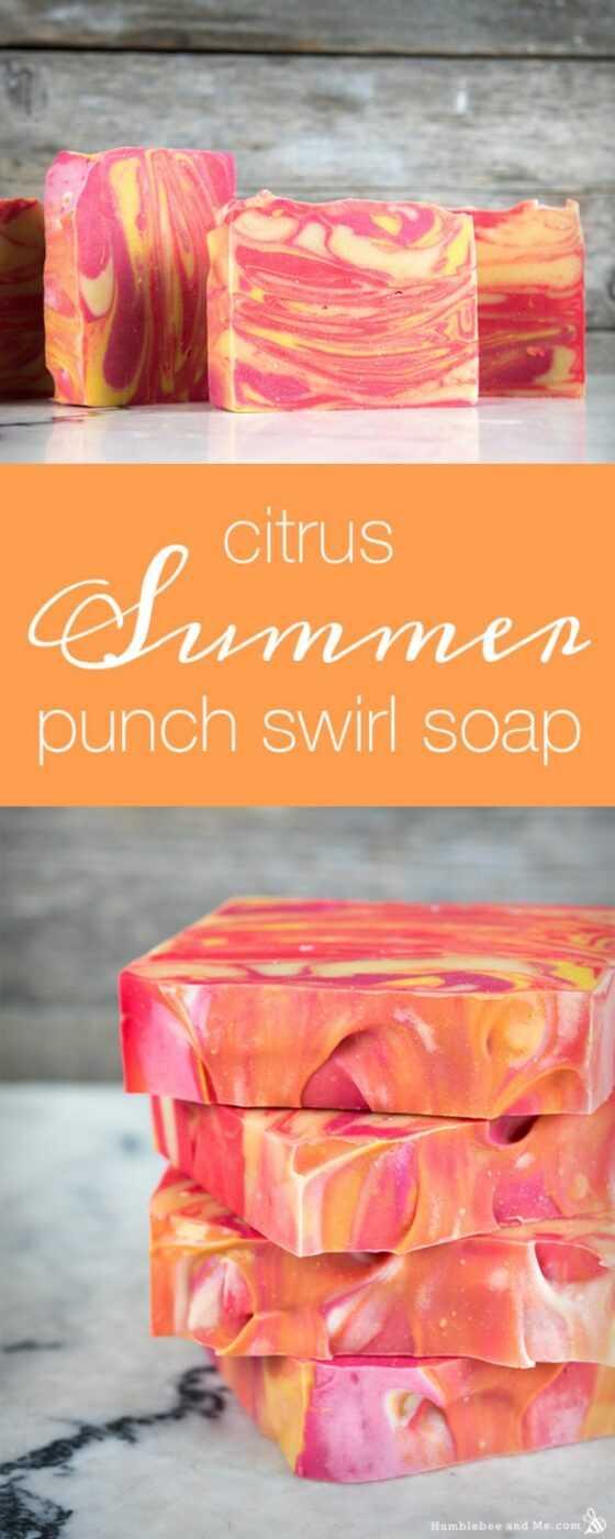 15 recettes de savon bricolage incroyables (partie 2)