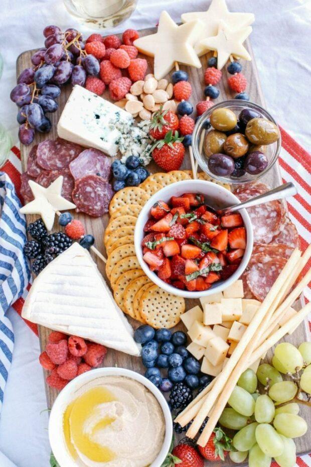 15 idées de fêtes festives du 4 juillet