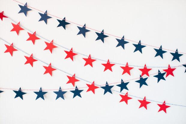 15 idées de décoration patriotique bricolage du 4 juillet (partie 4)