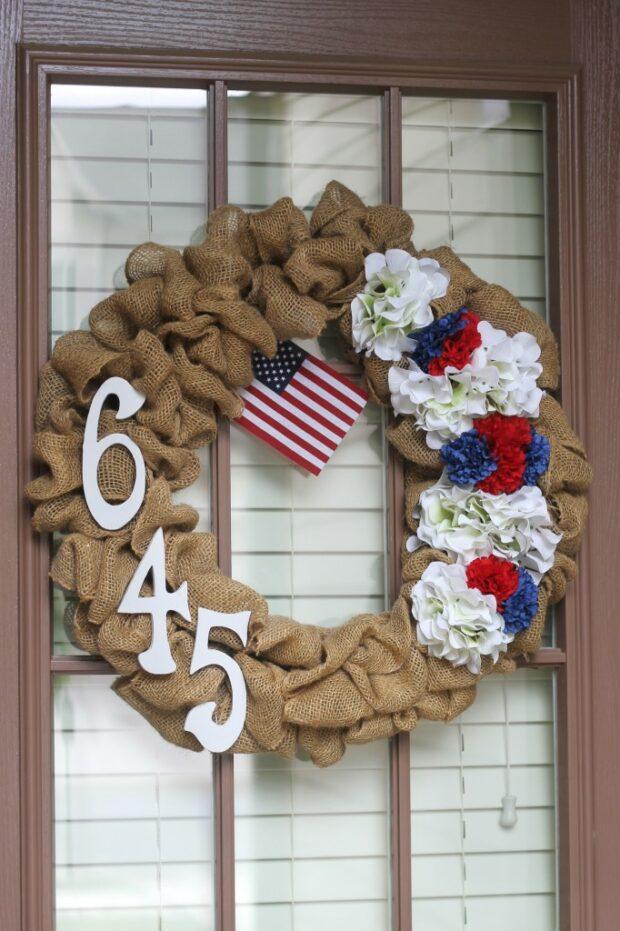 15 idées de décoration patriotique bricolage du 4 juillet (partie 6)
