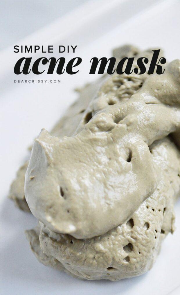 13 idées incroyables pour des masques rafraîchissants de bricolage