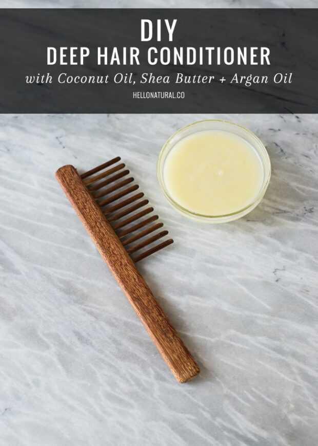 15 bonnes idées de bricolage pour les masques capillaires à l'huile de noix de coco
