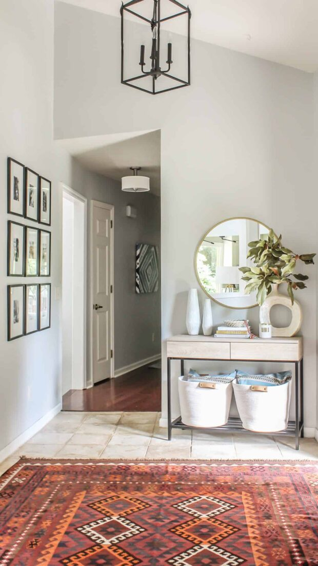 Des idées géniales pour les entrées de maison bricolage