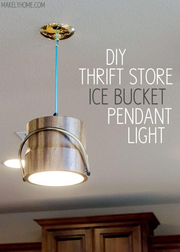 Projets de bricolage Les lampes suspendues les plus cool de bricolage qui ajoutent du style et du charme