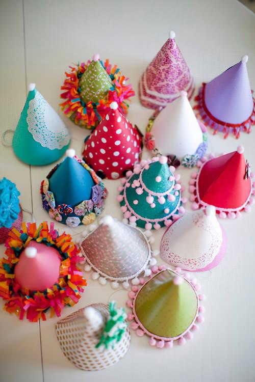 Idées faciles de décoration de fête d'anniversaire bricolage