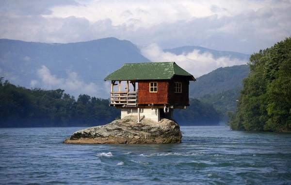 Les 7 modèles de maison inhabituels que vous n'avez jamais imaginés