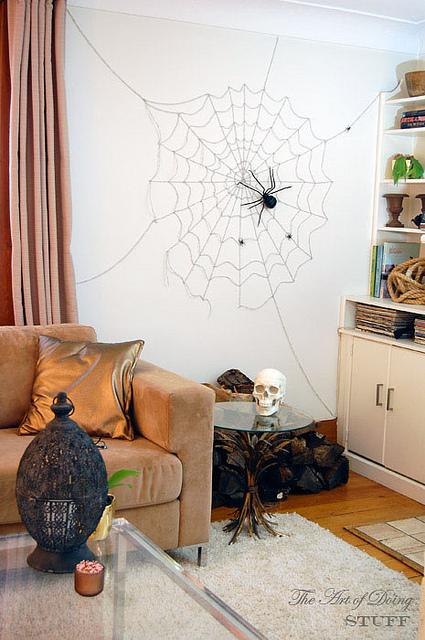 13 décorations d'Halloween bricolage de dernière minute faciles et amusantes - Halloween bricolage de dernière minute, décorations d'Halloween faciles à faire soi-même, décorations d'Halloween bricolage