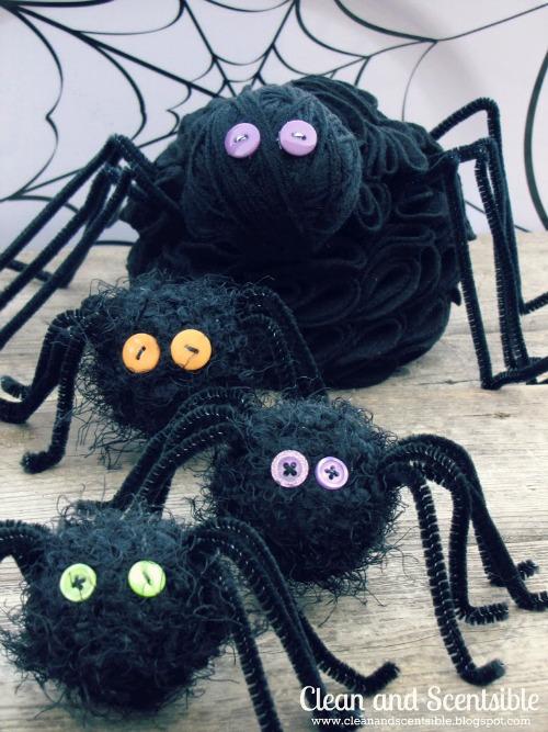 14 centres de table d'Halloween que vous pouvez facilement bricoler (partie 1) - Centres de table d'Halloween, pièce maîtresse d'Halloween, décorations d'Halloween bricolage, centres de table d'Halloween bricolage