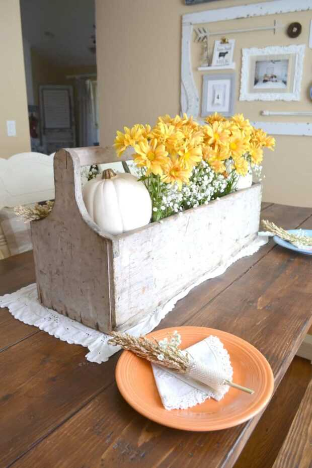 13 superbes idées de décoration de table de Thanksgiving bricolage pour 2020 - idées de décoration de table de Thanksgiving, idées de décoration de table de Thanksgiving bricolage, décoration de table de Thanksgiving bricolage