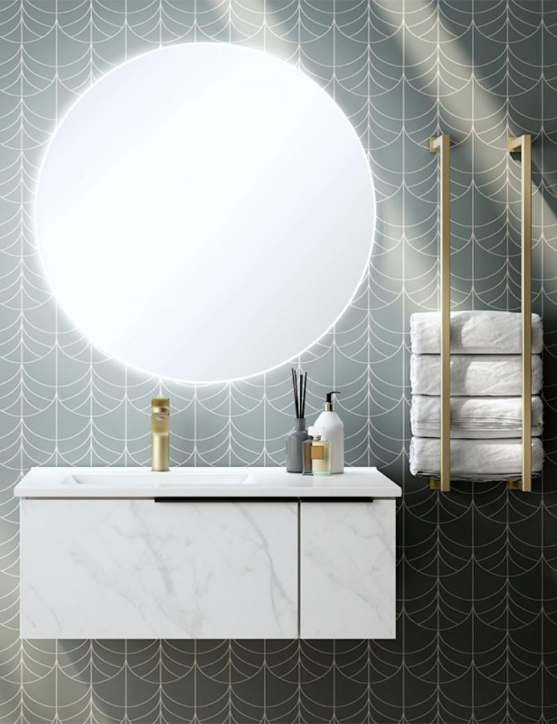 Armoire de salle de bain Helsinki