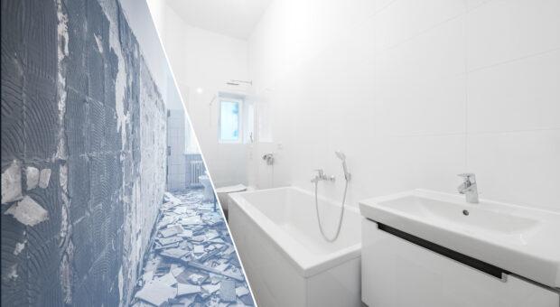 Catastrophes de bricolage courantes lors de la rénovation de la salle de bain - rénovation, design d'intérieur, bricolage, décoration, salle de bain