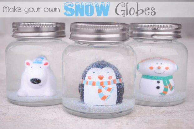 14 objets d'artisanat de Noël pour les enfants que vous adorerez faire avec eux - Artisanat de Noël pour enfants, artisanat de Noël, artisanat de Noël et idées culinaires