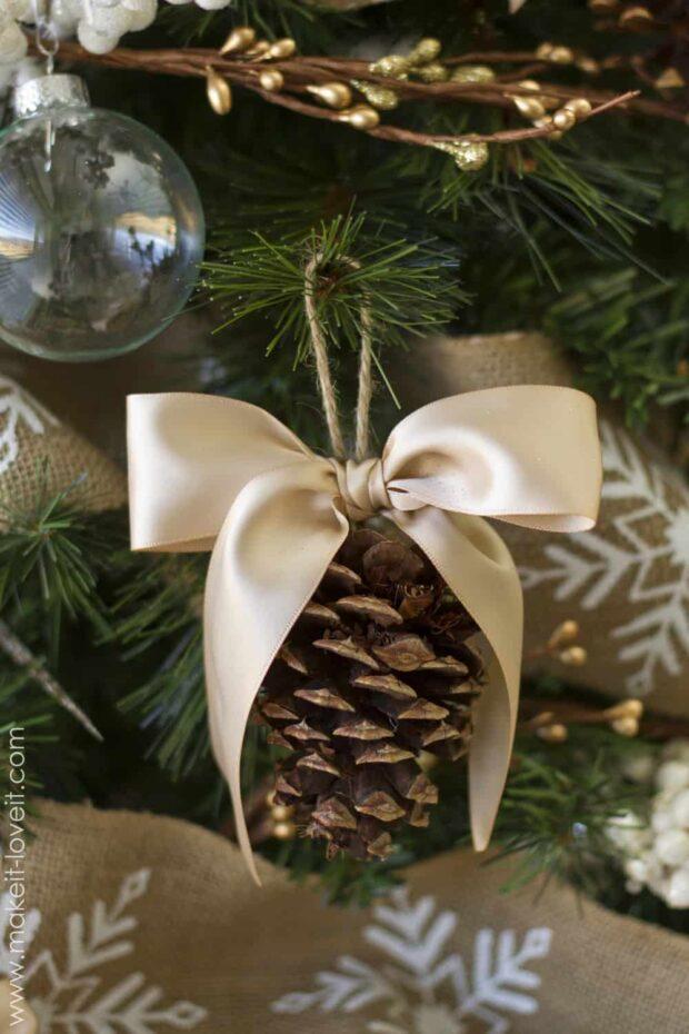 13 ornements d'arbre de Noël bricolage pour donner à votre décor une ambiance vintage - ornements d'arbre de Noël bricolage, arbre de Noël bricolage, ornements d'arbre de Noël