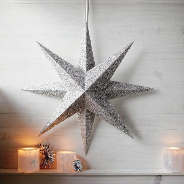 13 décorations de Noël faciles à bricoler - décorations de Noël bricolage, centres de table de Noël bricolage, Noël bricolage