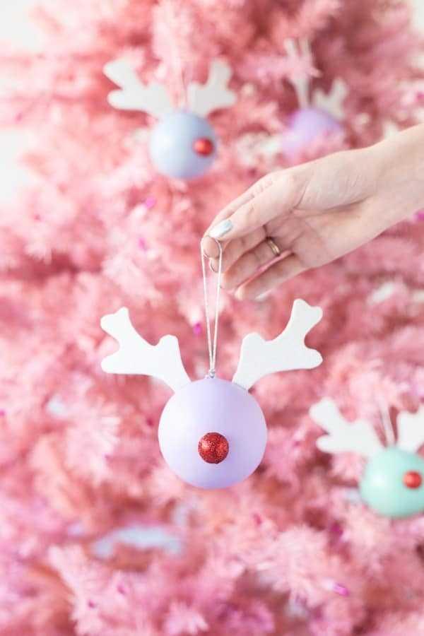 13 ornements de Noël bricolage qui auront l'air superbe sur votre arbre cette année - Ornements de Noël au crochet bricolage, ornements de Noël bricolage que les enfants peuvent faire, ornements de Noël bricolage, ornements de Noël