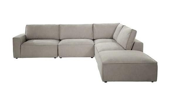 Canapé d'angle 3 places