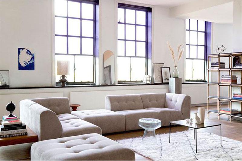 meubles de style nordique