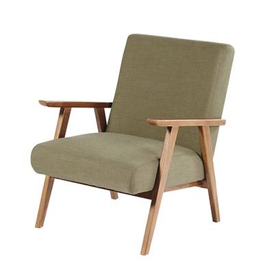 fauteuil de style vintage