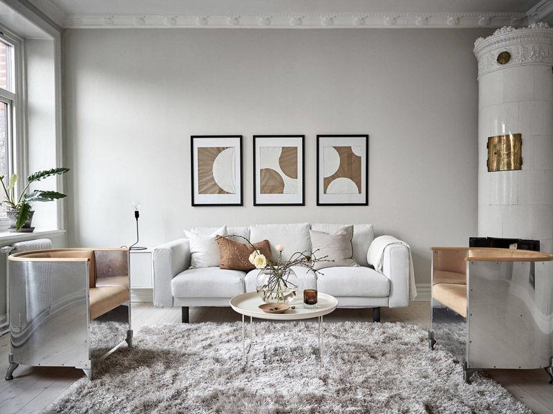 comment choisir et poser le tapis du salon