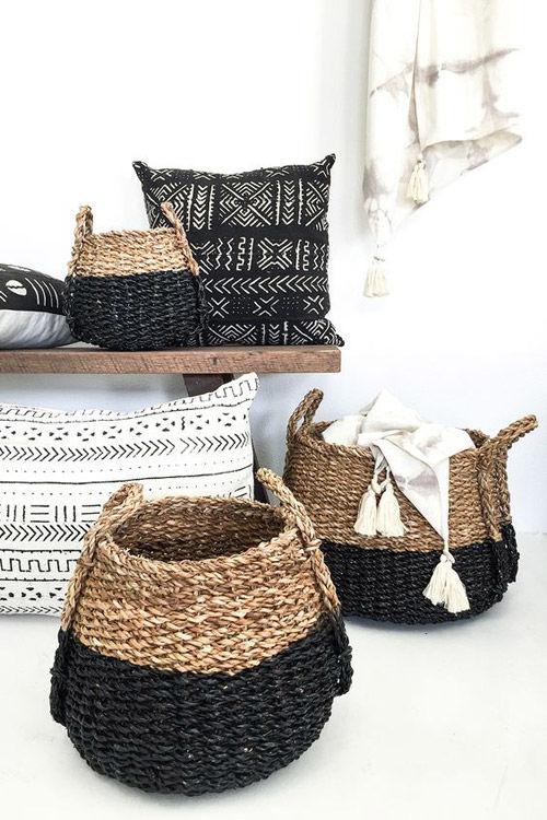 accessoires tribaux pour décor ethnique