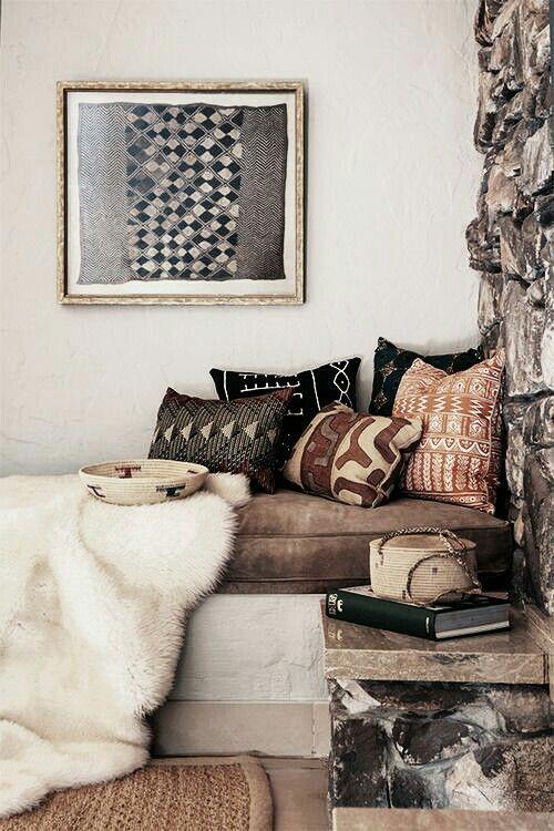 textiles de style africain