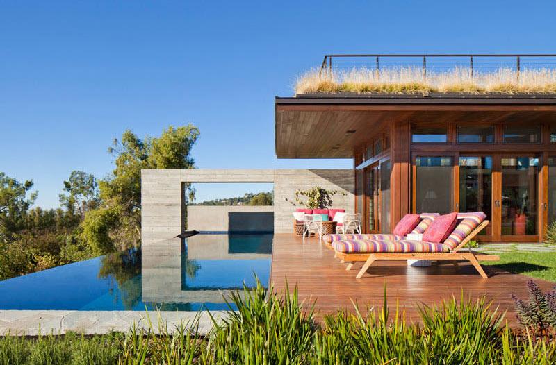 Tower Grove House piscine
