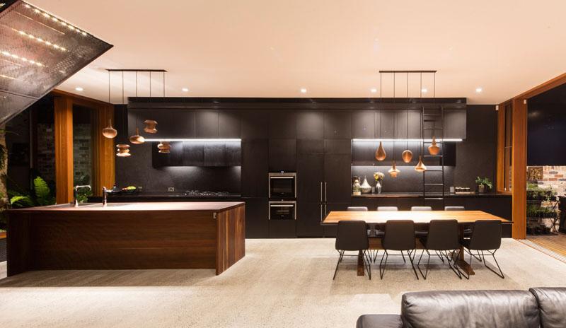 Armoire de cuisine Screen House